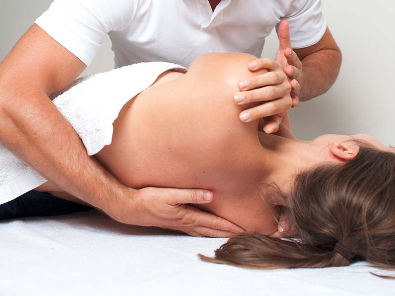 Physiotherapie Bad Füssing | Manuelle Therapie
