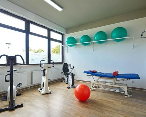 Physiotherapie Bad Füssing | Praxis Drei