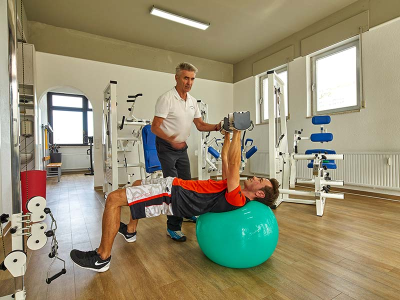 Physiotherapie Bad Füssing | Krankengymnastik